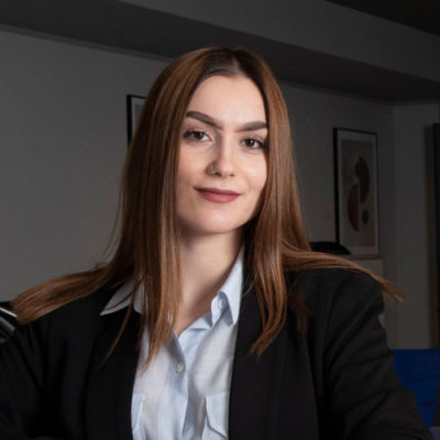 Lucia Bradu - Front Office